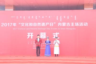 2017年文化和自然遗产日开幕式